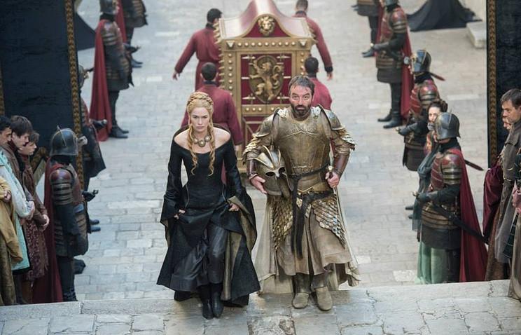 В Москве назначена «подземная» премьера нового сезона «Игры престолов»