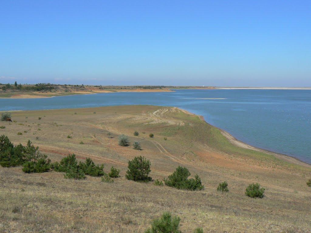 Северному ивосточному Крыму воды хватит доконца курортного сезона