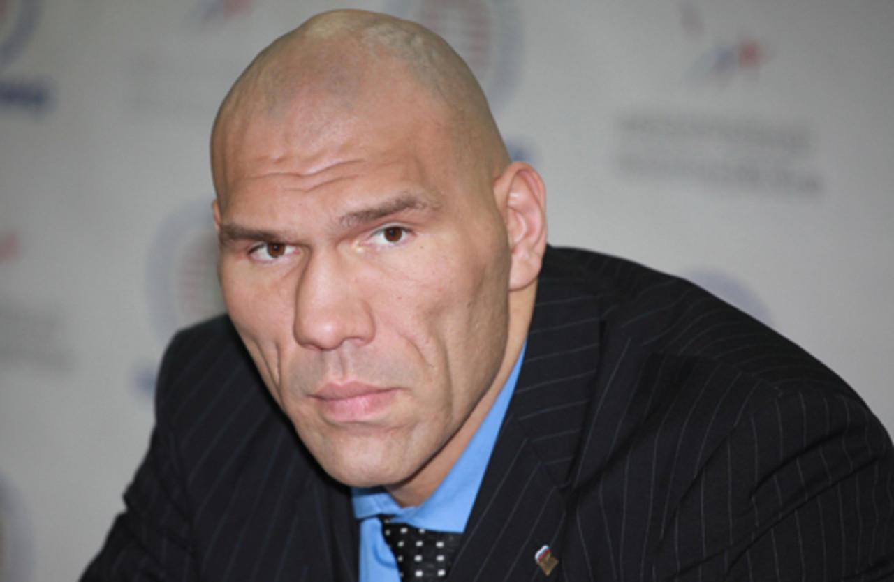 Валуев попал в информационную базу сайта «Миротворец»
