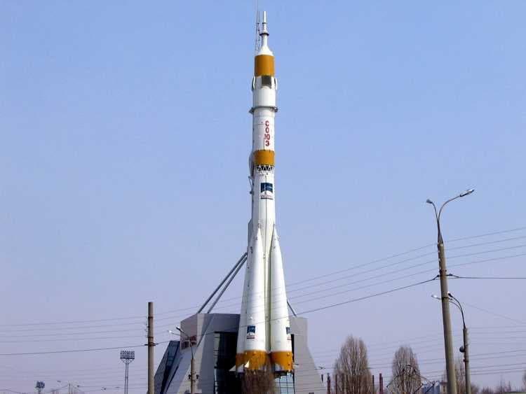 Ракета «Союз» срекордным количеством  спутников стартовала сБайконура