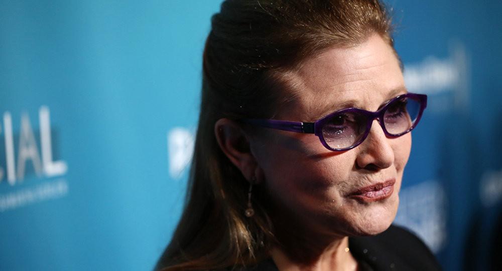 Кэрри Фишер посмертно номинировали на«Эмми»
