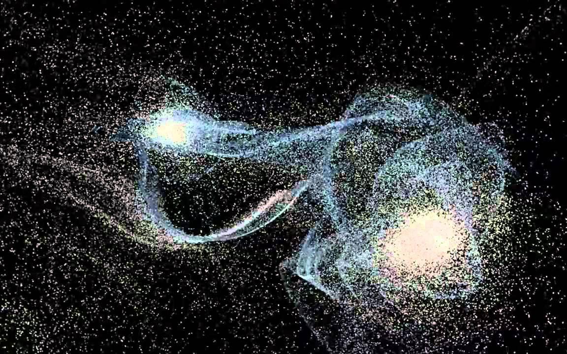 Изгалактики Млечный путь «выкачивают силы»