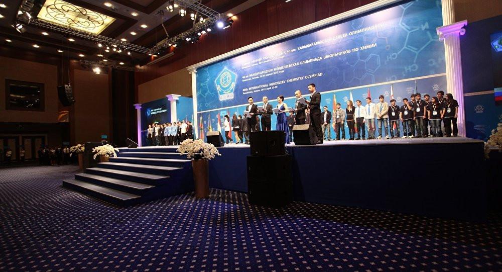 Русский школьник победил намеждународной олимпиаде похимии