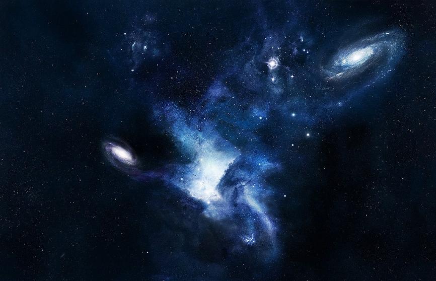 Индийские ученые открыли колоссальное скопление галактик во Вселенной