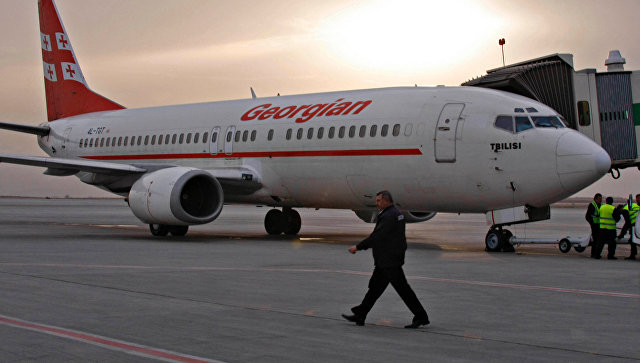 «Грузинские авиалинии» прокомментировали решение Минтранса РФ  обограничениях полётов авиакомпании