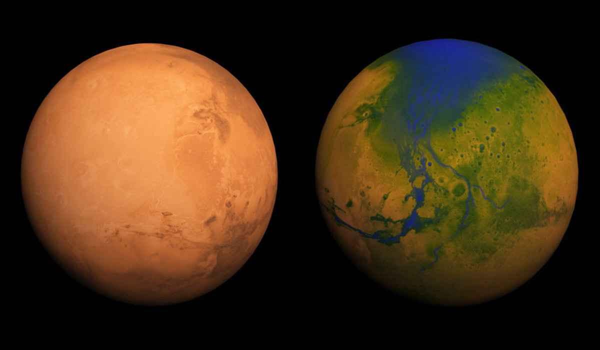 Найти жизнь наповерхности Марса нереально — Ученые