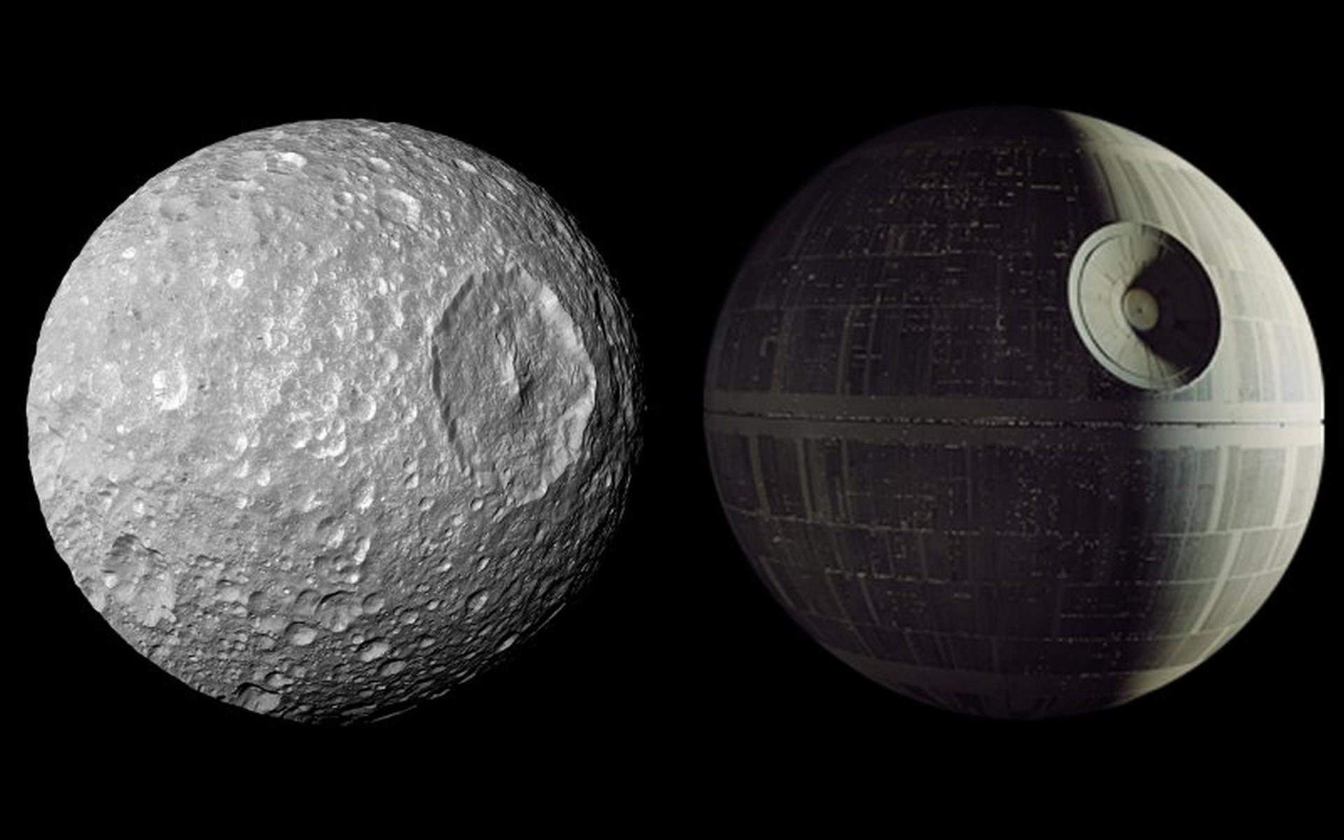 Фурор внаучном мире: уфологи открыли созданный инопланетянами спутник Сатурна