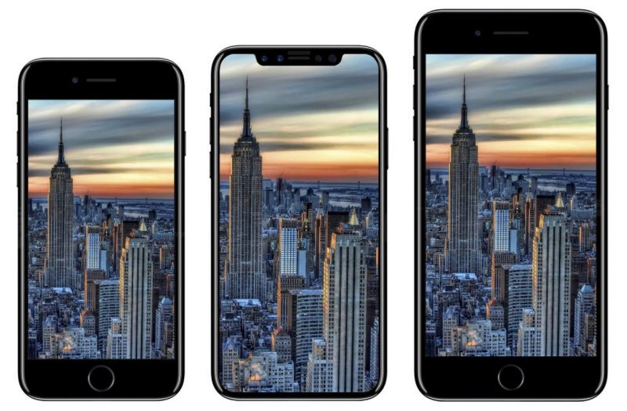Apple сорвала выпуск свежей модели iPhone 8