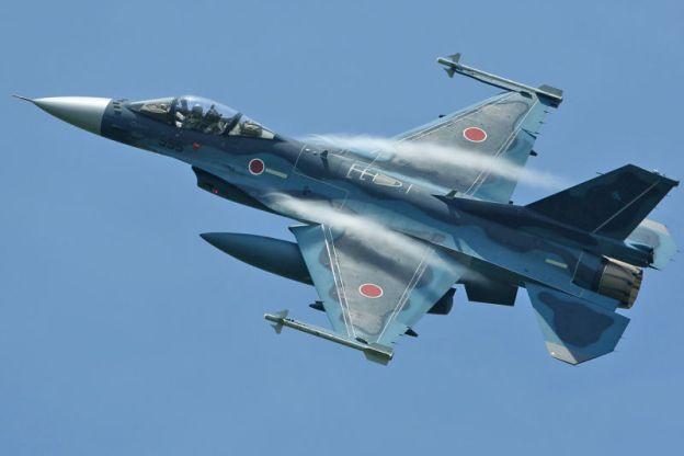 Японские истребители F-2 решили дополнить сверхзвуковыми ракетами «воздух-корабль»
