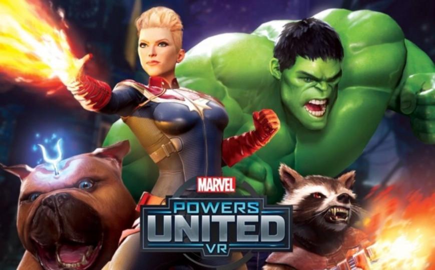 Marvel анонсировали новейшую  игру дляVR