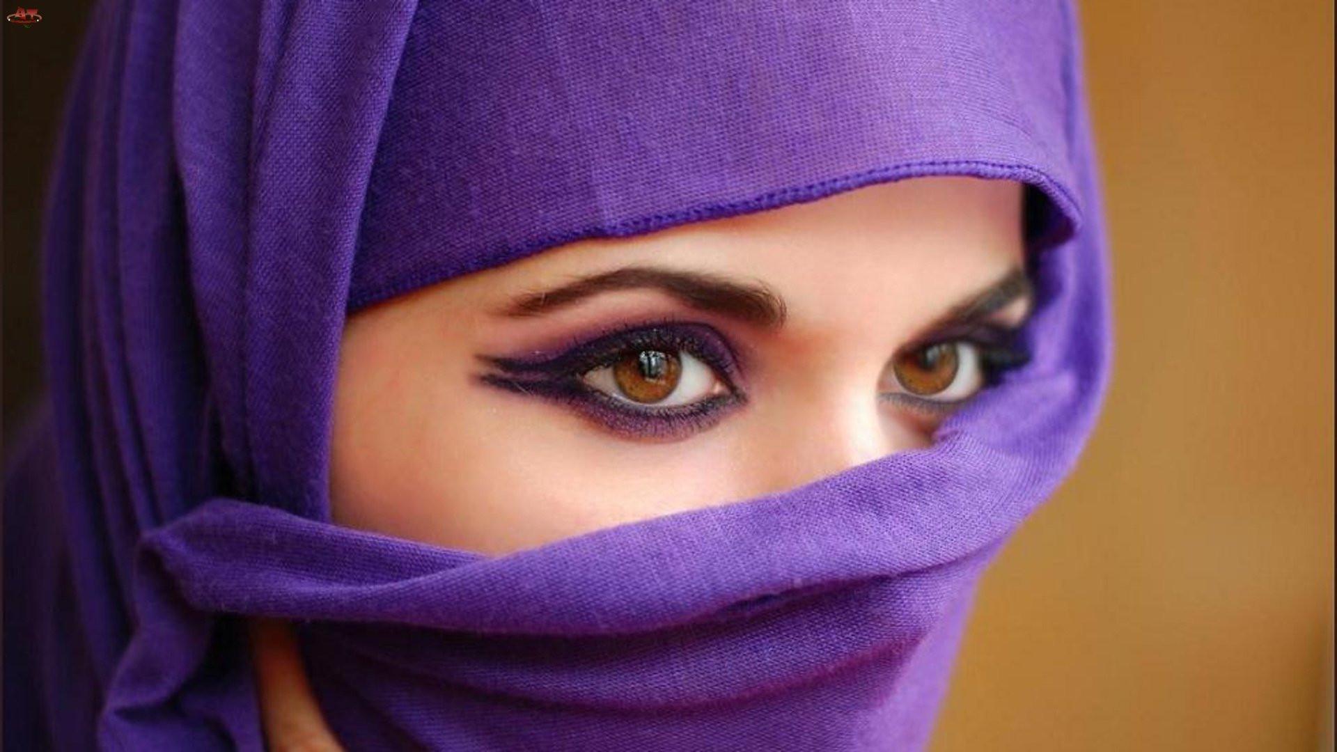 Фото красивых девушек мусульман