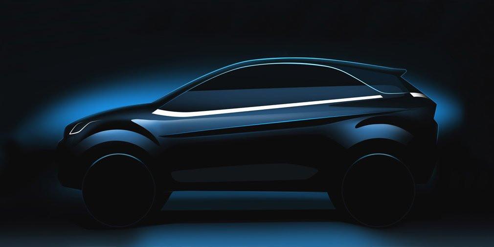 Tata Motors продемонстрировал конкурента Форд EcoSport