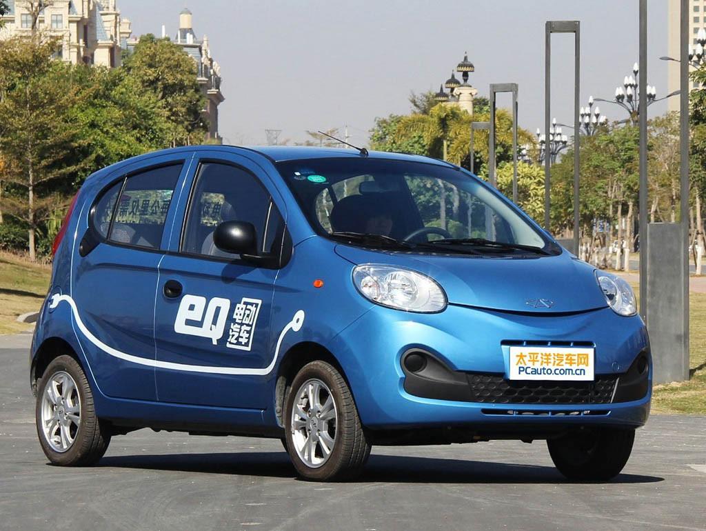 Daimler и Чери решили конфликт из-за наименования EQ