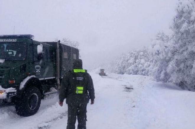 Покрайней мере 4 человека погибли отхолода вАргентине