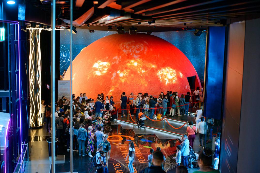 Росатом представил наЭКСПО-2017 технологии атомной энергетики будущего