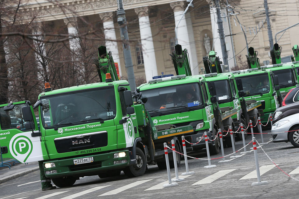 Владелец около 35% эвакуаторов в российской столице объявил себя банкротом