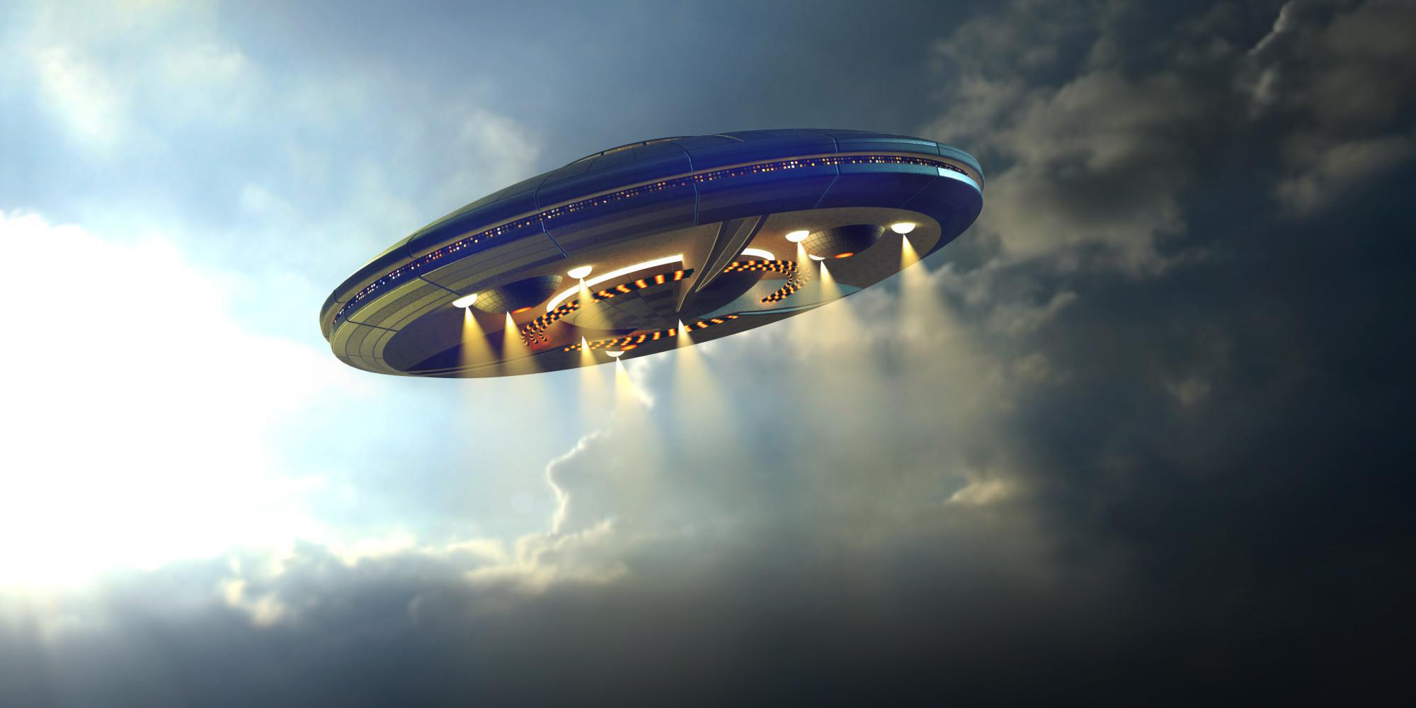 Бортовые камеры Международной космической станции зафиксировали корабль инопланетян