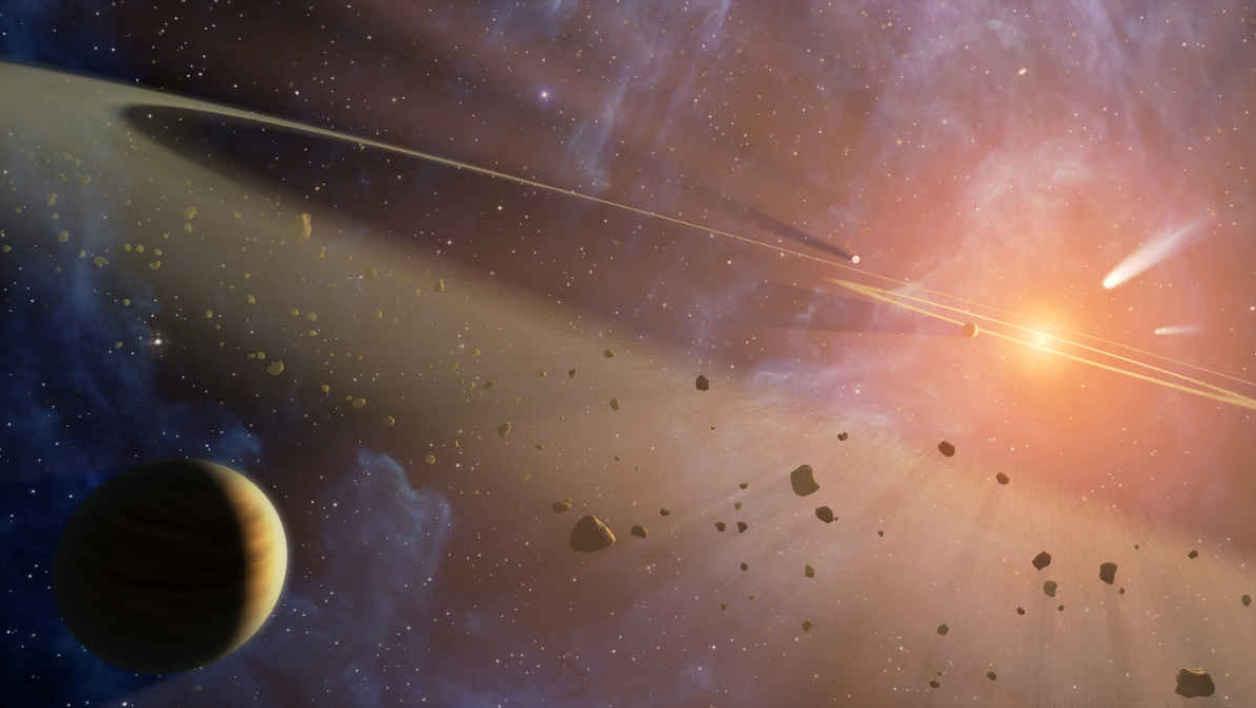 Звезды могут двигаться соскоростью света— Ученые