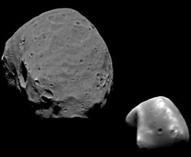 Астрономы доказали гипотезу единственного удара Марса