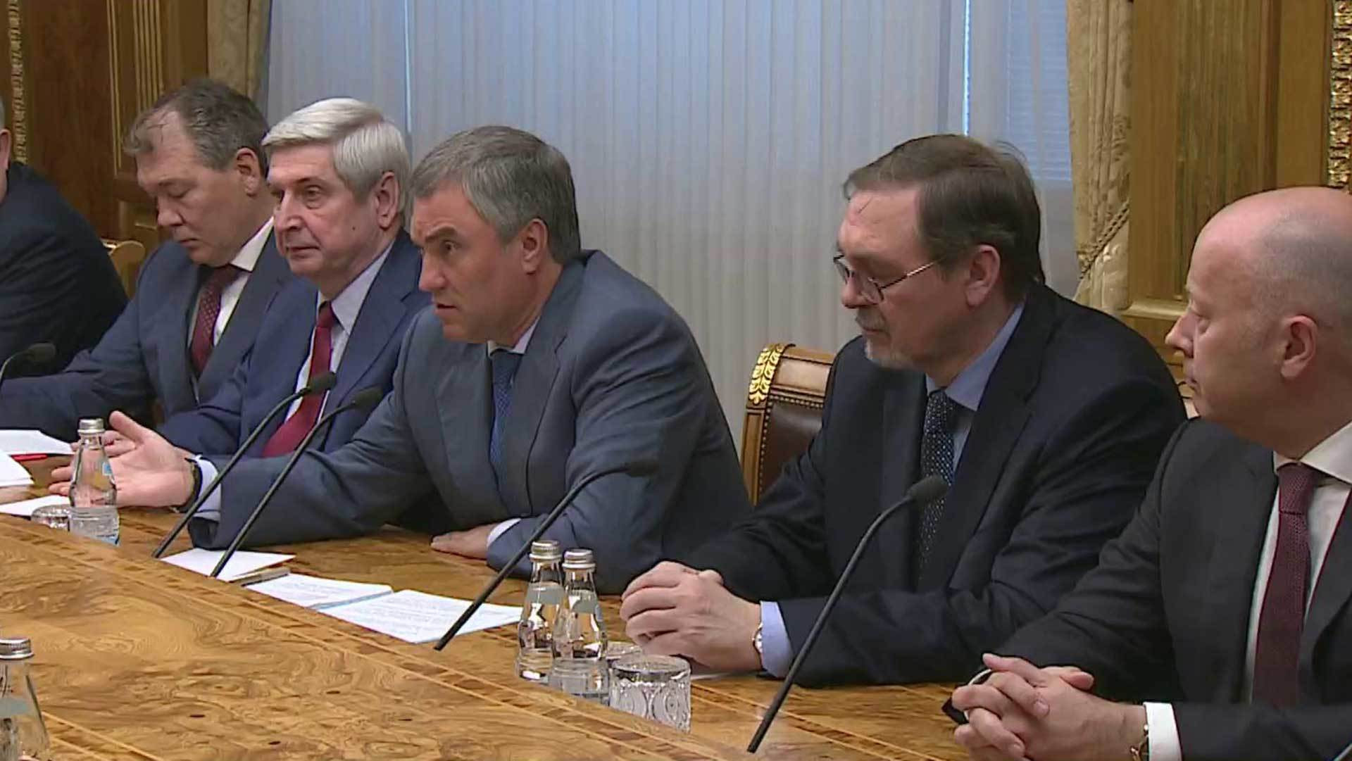 Володин поддержал идею изменения норм обанкротстве