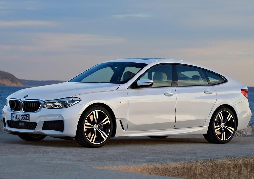 BMW объявила цены для России на новый лифтбек 6-Series GT