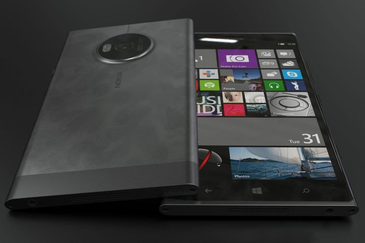 Microsoft Surface Phone, вполне возможно, впервый раз засветился официально
