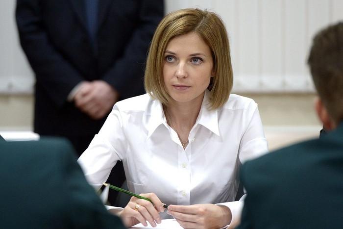 Поклонская никогда несобрала комиссию для обсуждения деклараций депутатов