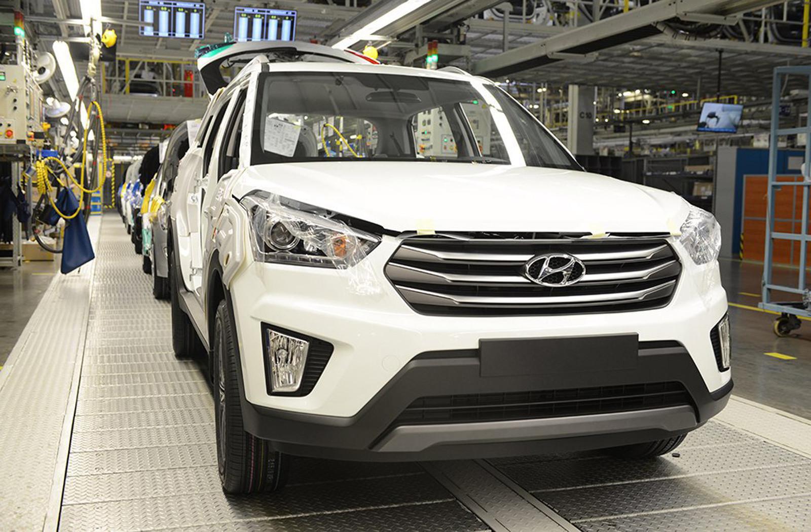 Производство машин вПетербурге: +31% заполгода