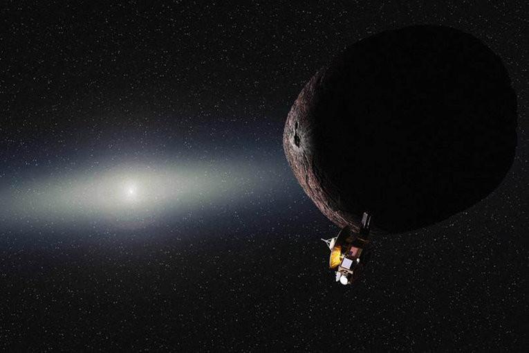Видео поверхности Плутона иХарона изумило ученых