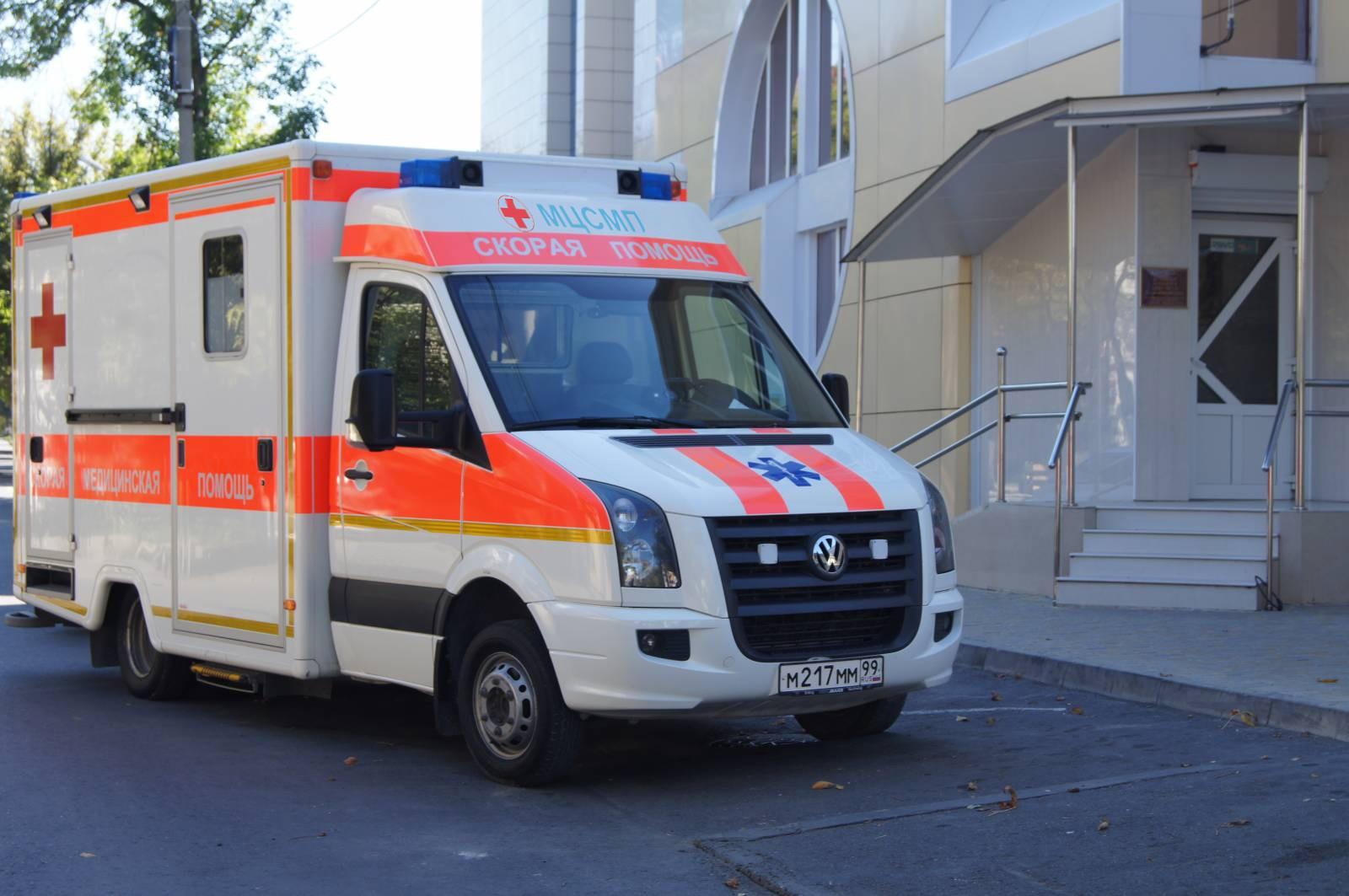 Неивестный сножом напал на медсотрудника скорой помощи вХабаровске
