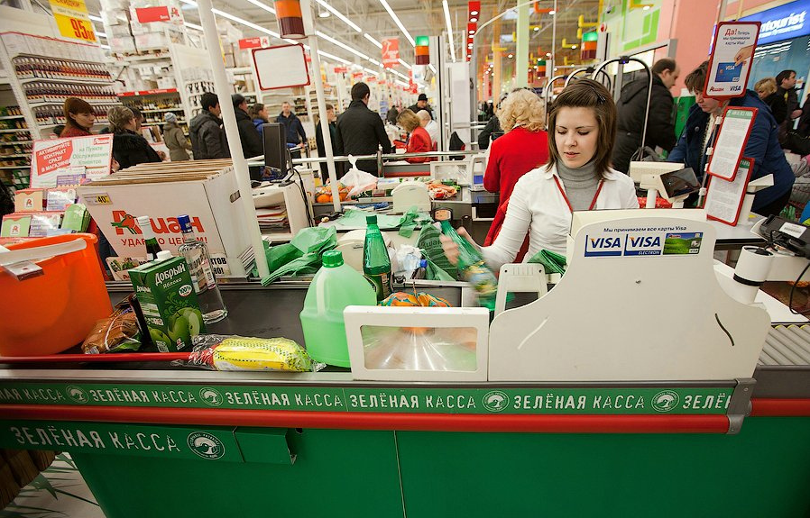 Мужчина скончался отсердечного приступа накассе всупермаркете Ростова-на-Дону