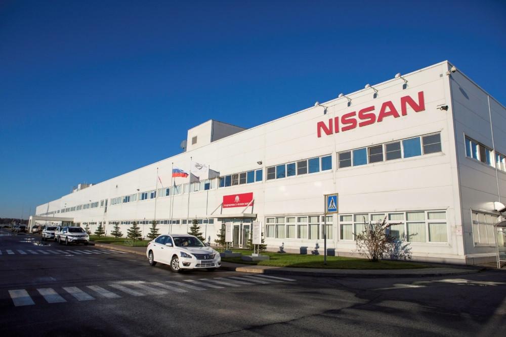 Завод Ниссан вПетербурге ушел налетние каникулы до7августа
