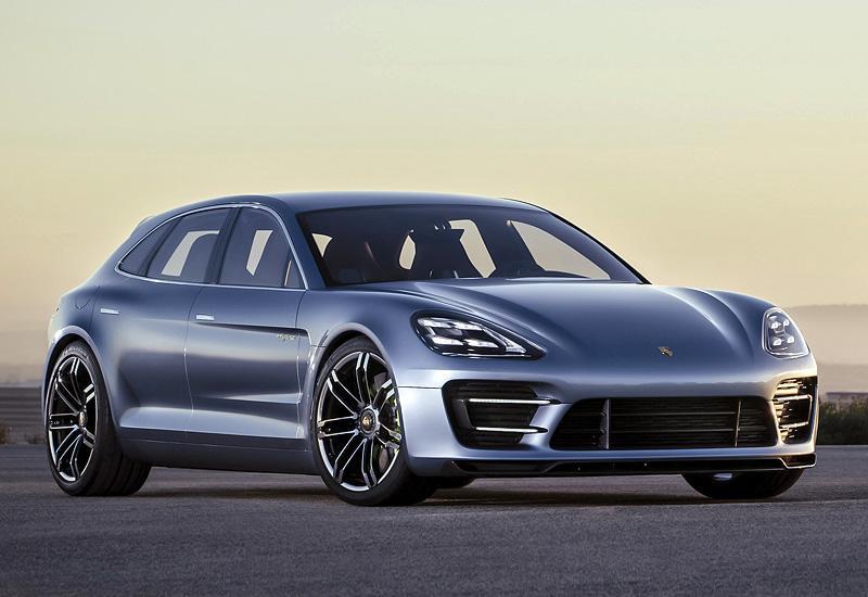 Новый Порше Panamera Sport Turismo 2018 года прошел дорожные тесты экспертов всфере автомобилей