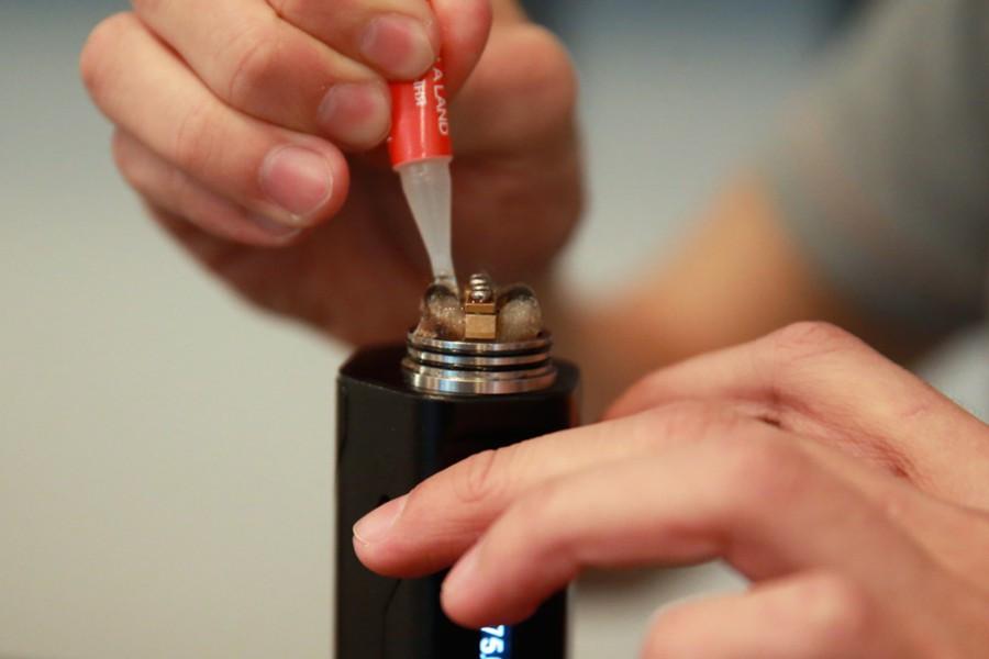 В Российской Федерации посоветовали приравнять вейпы кобычным сигаретам