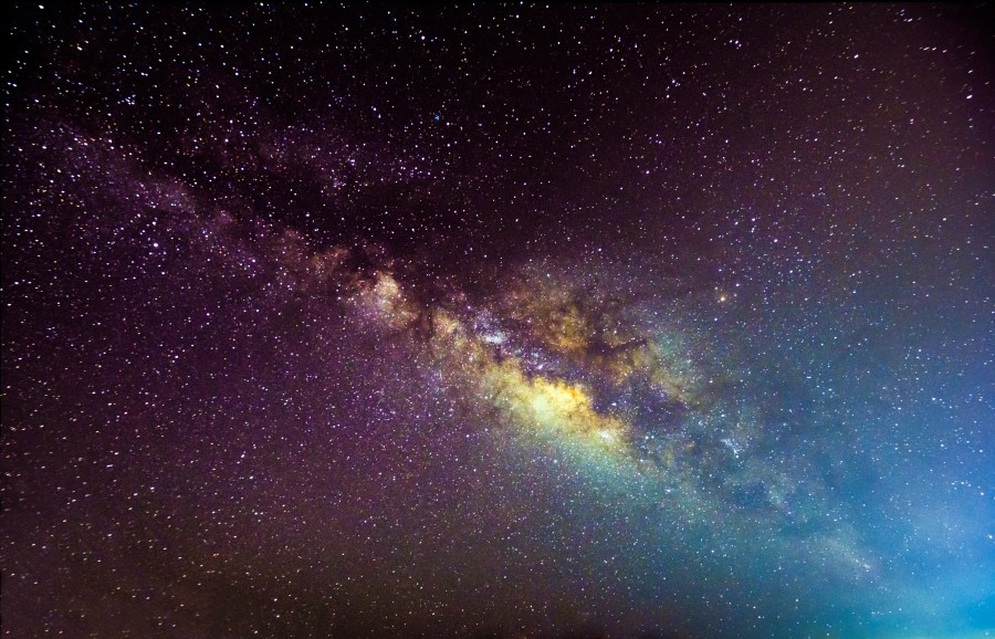 Астрономы обнаружили место рождения звезд-детей вМлечном Пути