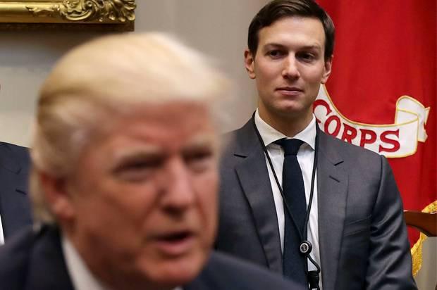 Зять Трампа сделал главное объявление поконтактам сроссиянами