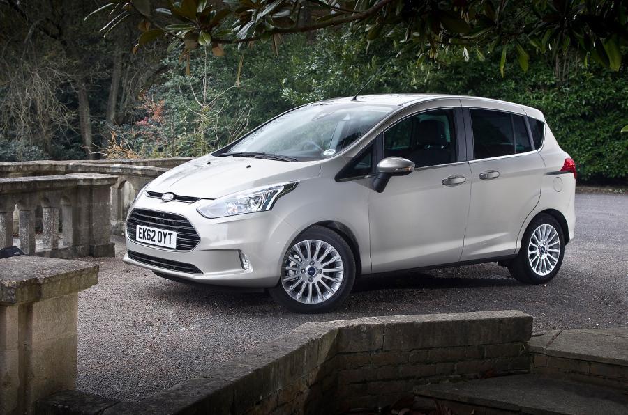Форд снимает спроизводства свою модель B-Max из-за низкого спроса