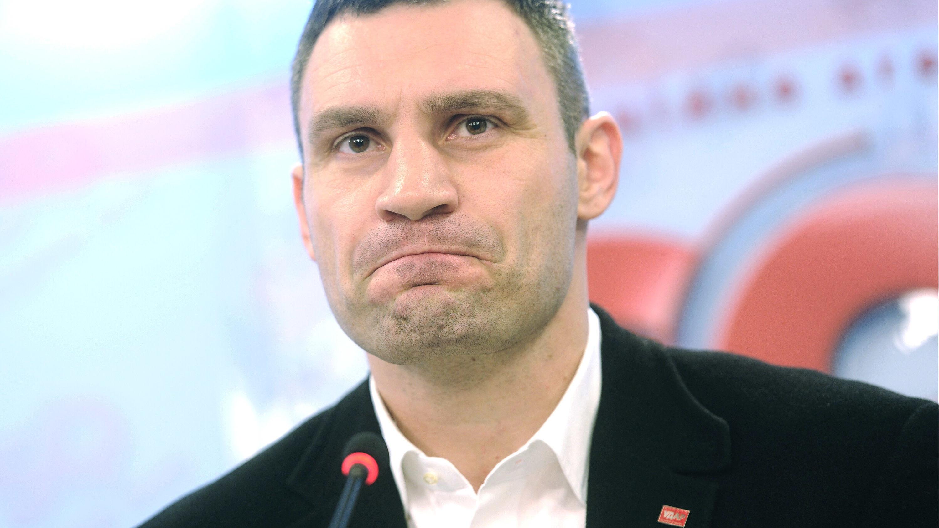 Суд столицы Украины обязал полицию завести дело против Виталия Кличко