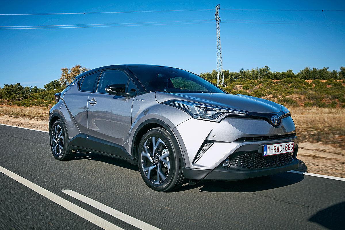 Тойота начнет выпуск электрокаров вКитайской народной республике в 2019г