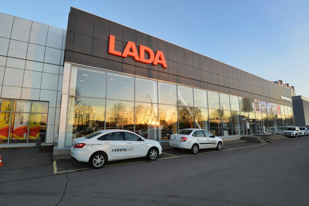 В РФ  отмечен рост количества автосалонов впервый раз  с2014 года