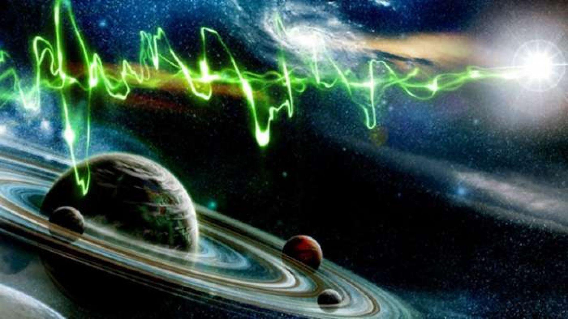 Ученые: Электромагнитные волны вкосмосе звучат как «инопланетные птицы»