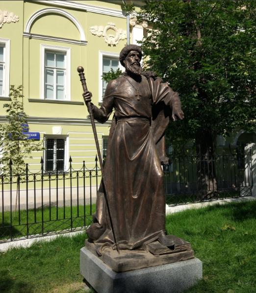 Монумент Ивану Грозному установили вцентральной части Москвы