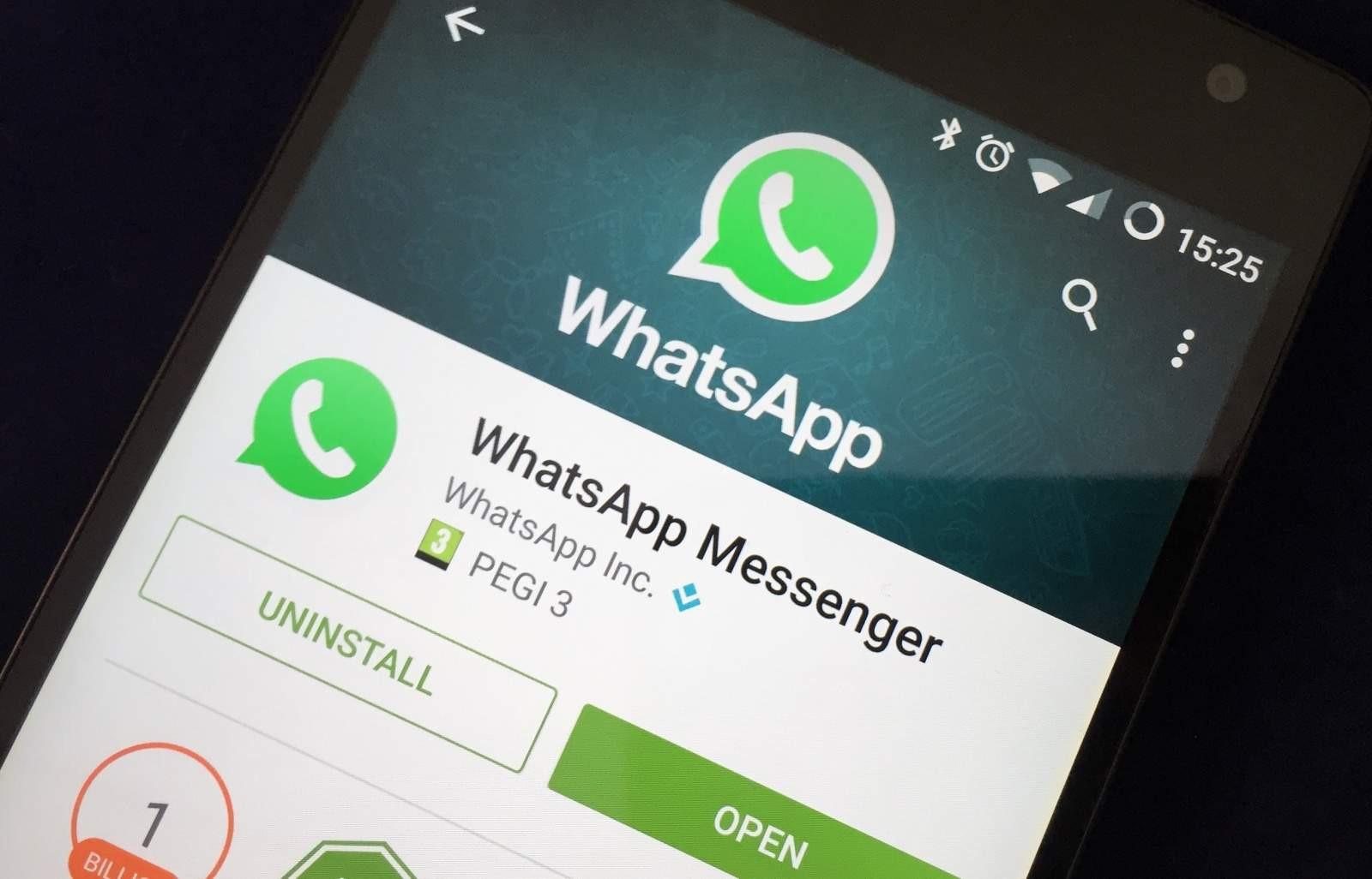 Мессенджер WhatsApp ежедневно используют 1,3 млрд человек