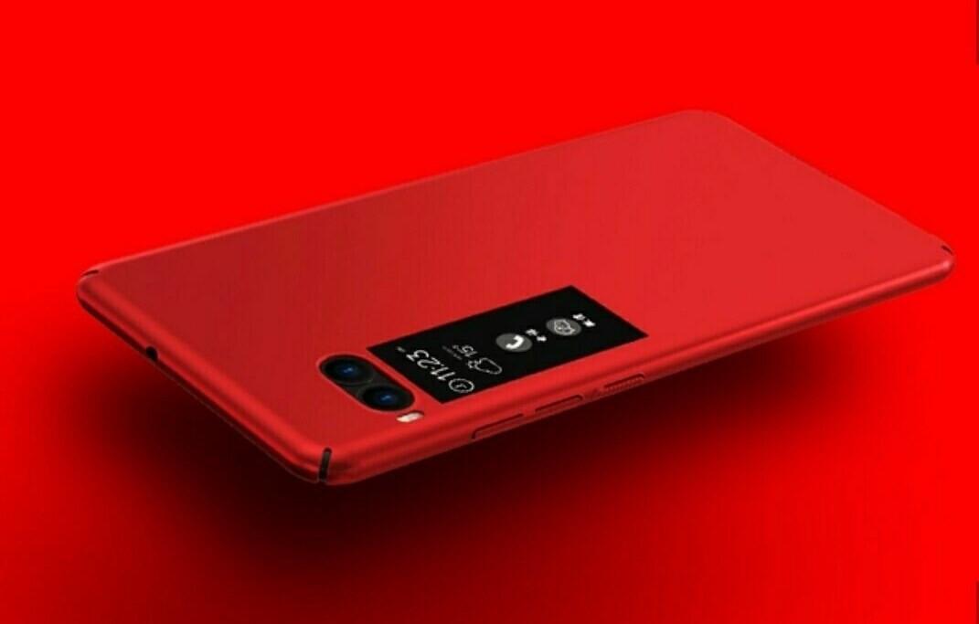 Представлены смартфоны с двумя дисплеями Meizu Pro 7 и Pro 7 Plus