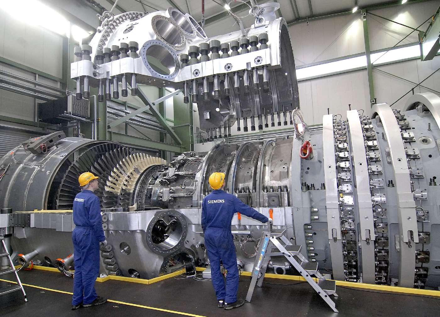 В «Технопромэкспорте» сообщили, что Siemens непредлагал купить «свои» турбины