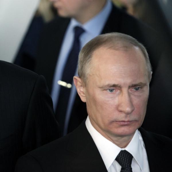 Путин: Отношения Российской Федерации иСША приносятся вжертву внутриамериканским задачам