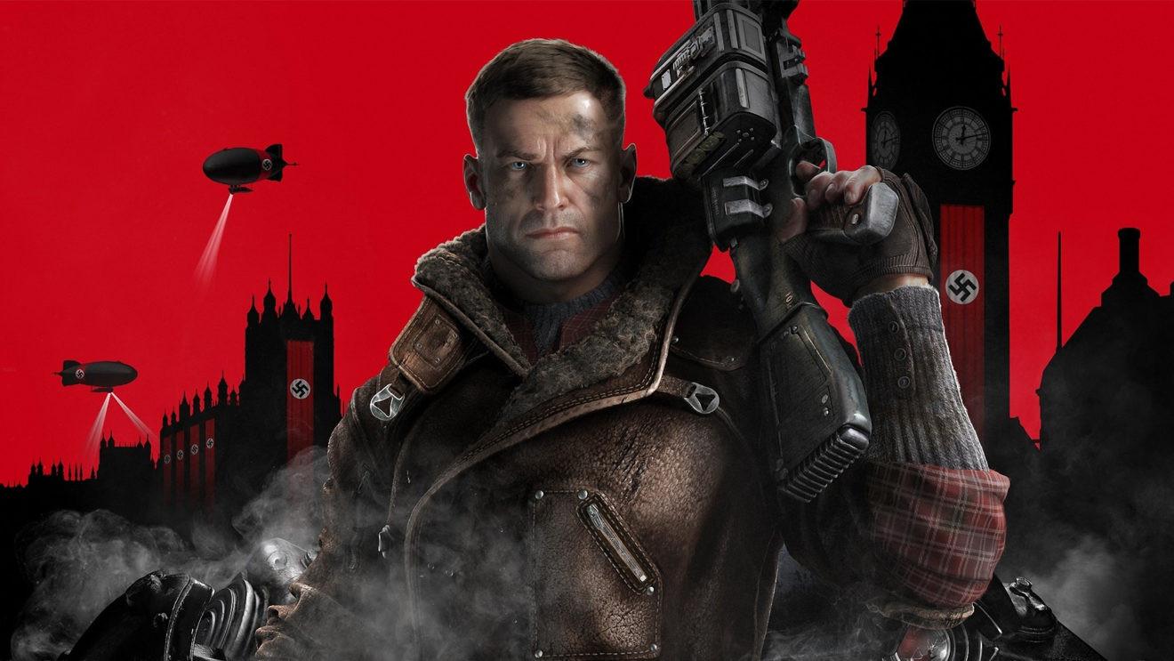 Представлен свежий трейлер Wolfenstein 2: The New Colossus