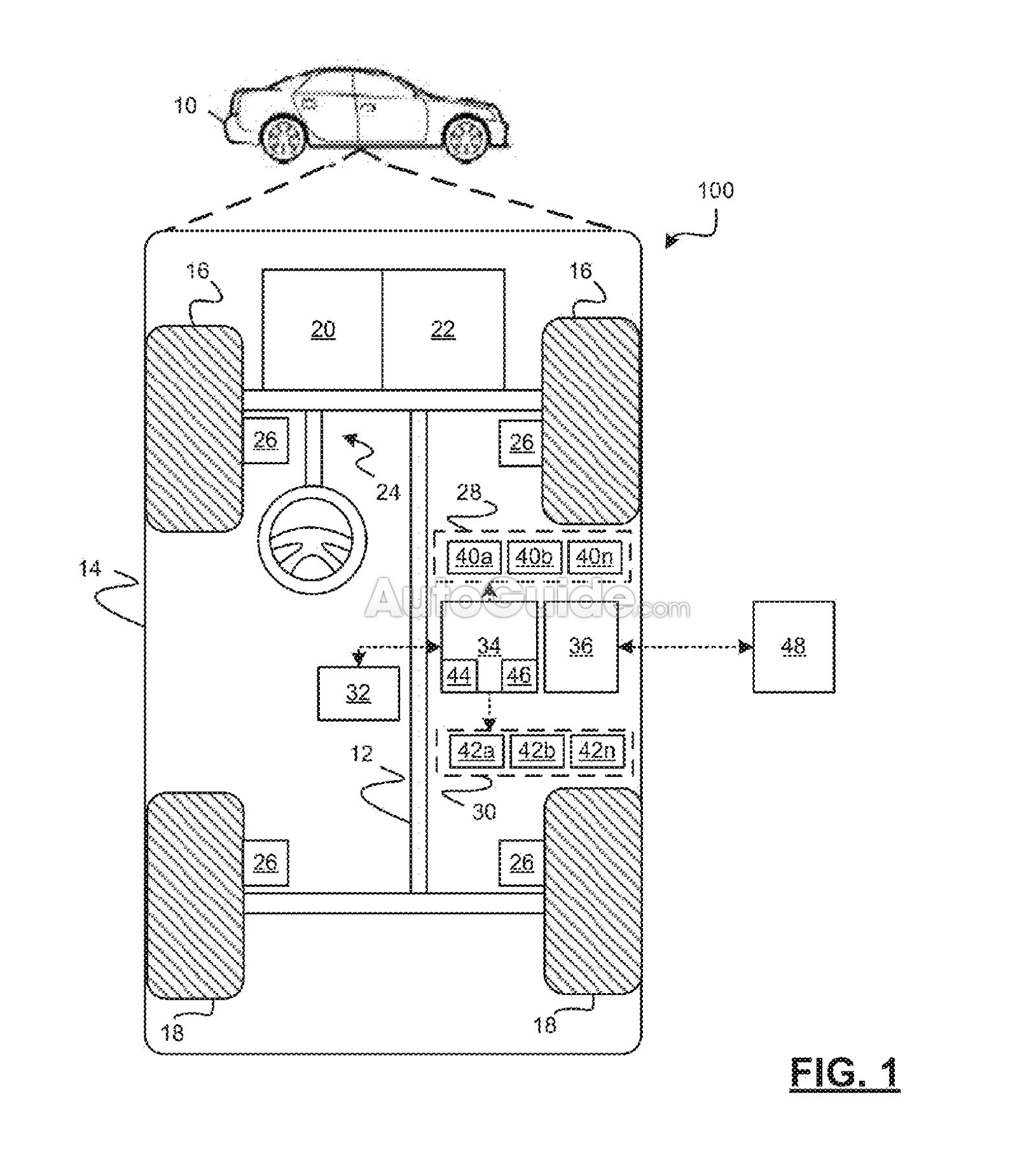 General Motors запатентовала самоочищающийся автомобиль