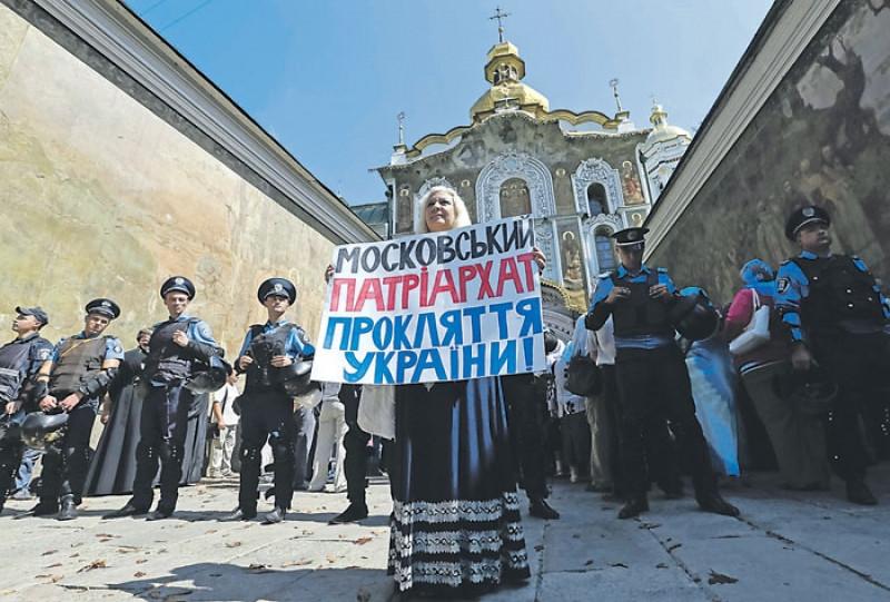 Порошенко назвал крещение Руси европейским выбором князя Владимира