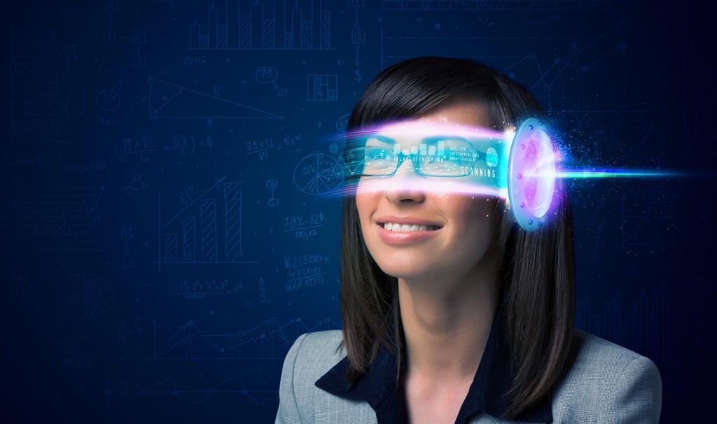 Apple запатентовала очки дополненной реальности